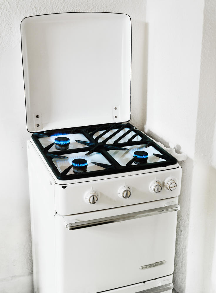 Andreas Gursky - Gas Cooker