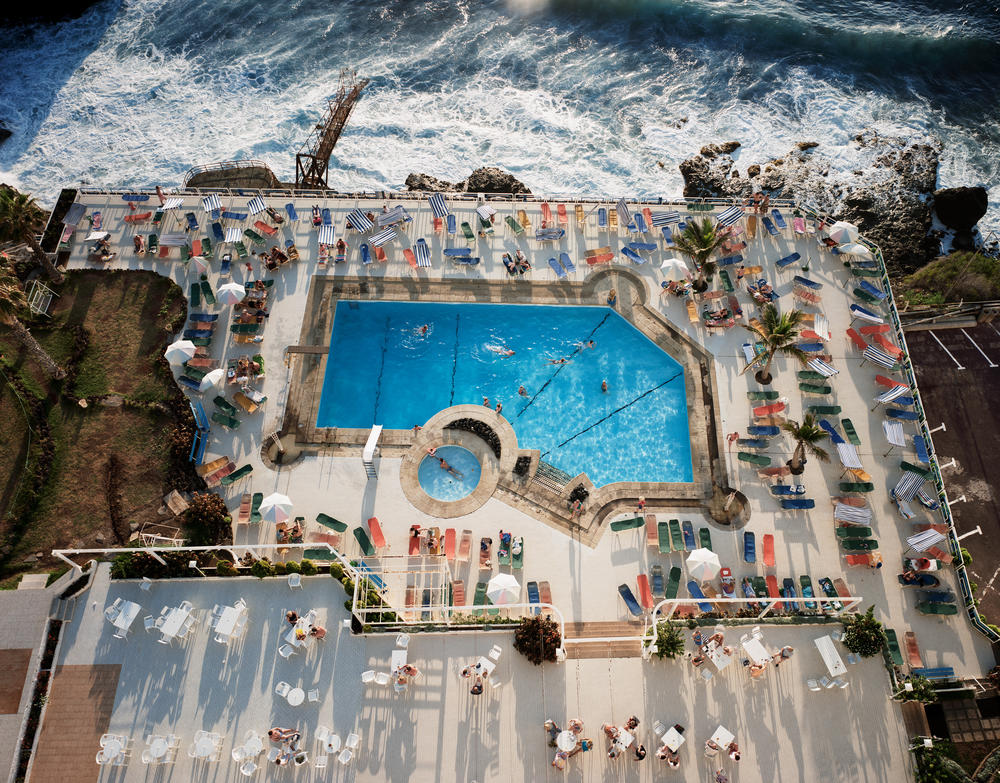 Andreas Gursky - Teneriffa, Swimming Pool