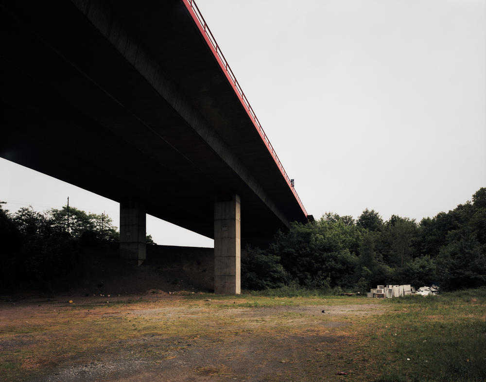 Andreas Gursky - Duisburg, Bridge II