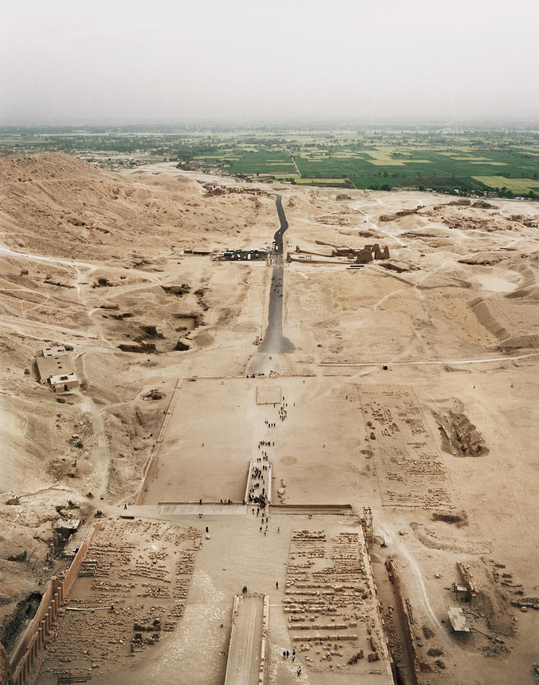 Andreas Gursky - Theben, West