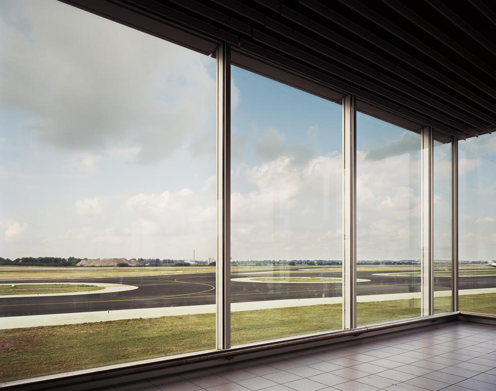 Andreas Gursky - Schiphol