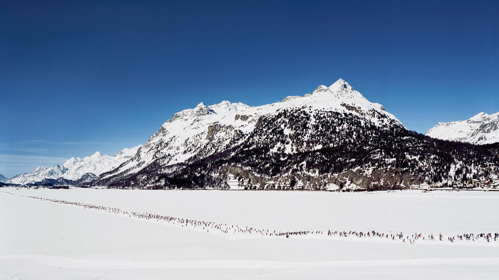 Andreas Gursky - Engadin