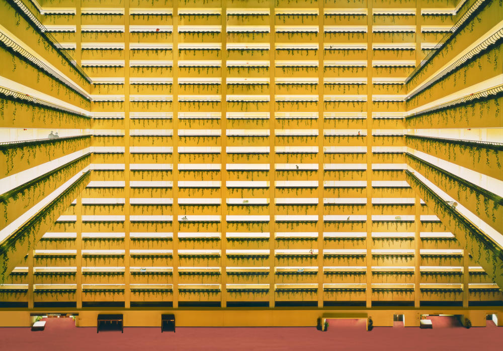Andreas Gursky - Times Square