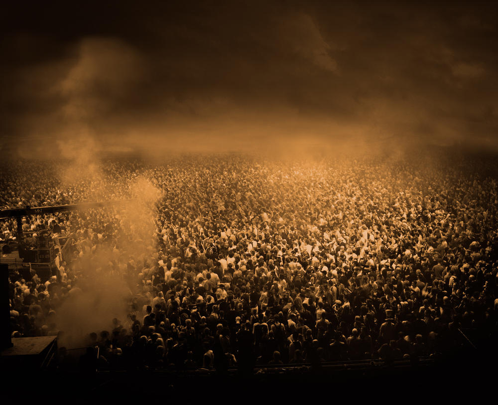 Andreas Gursky - May Day III