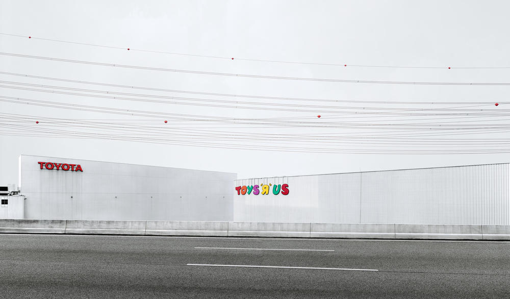Andreas Gursky - Toys 'R' Us