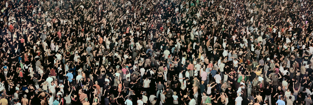 Andreas Gursky - May Day IV