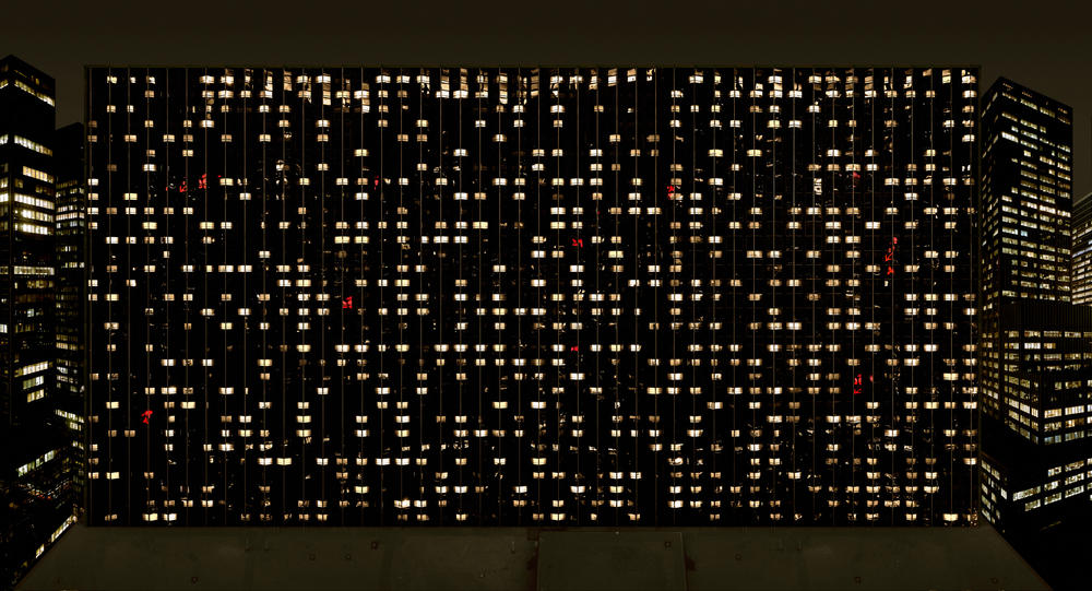 Andreas Gursky - Avenue of the Americas