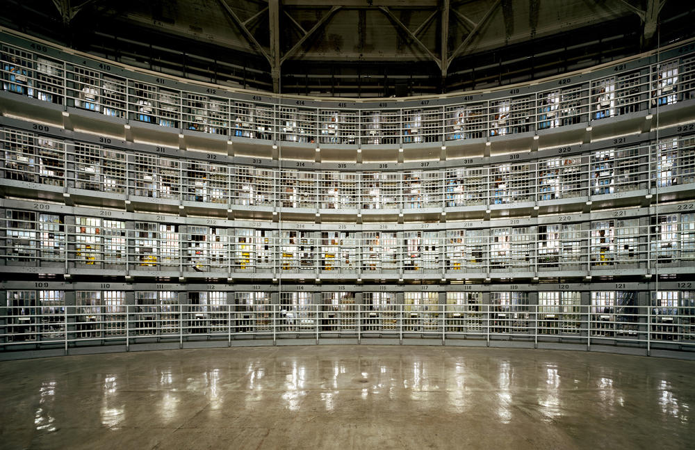 Andreas Gursky - Illinois, Stateville