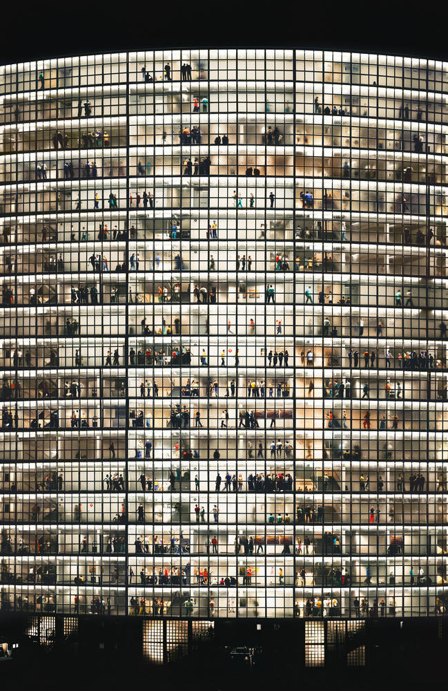 Andreas Gursky - May Day V