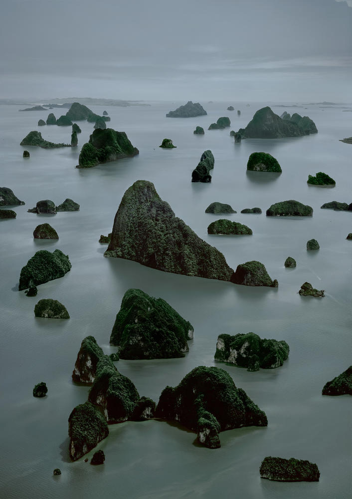 Andreas Gursky - James Bond Island I