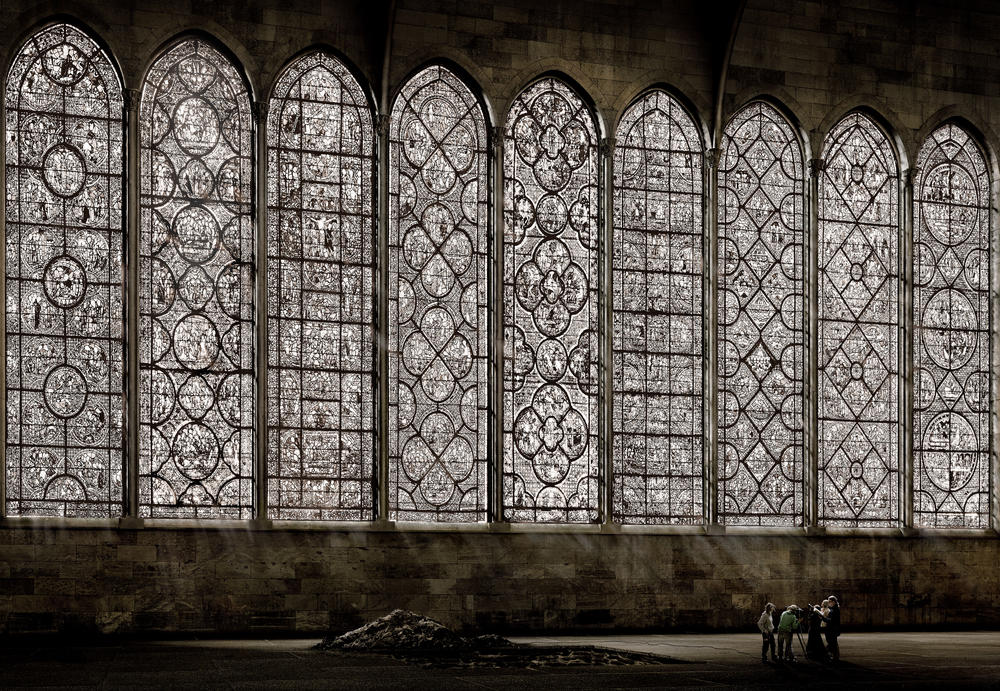 Andreas Gursky - Cathedral I