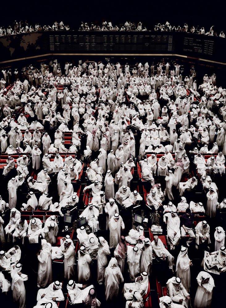 Andreas Gursky - Kuwait Stock Exchange