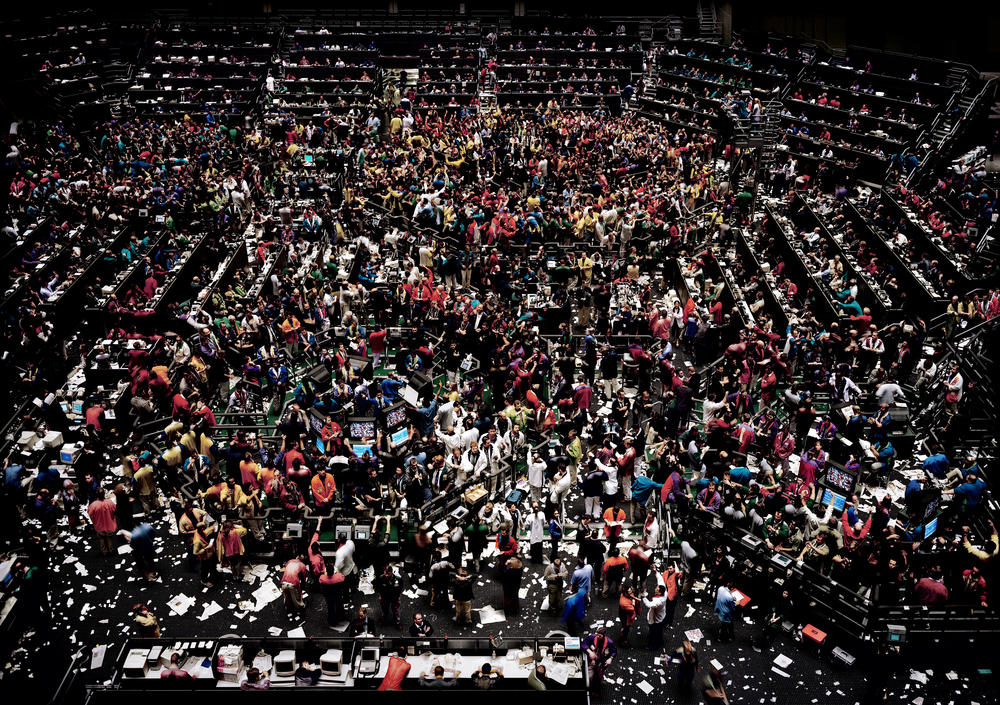 Andreas Gursky - Chicago Board of Trade III