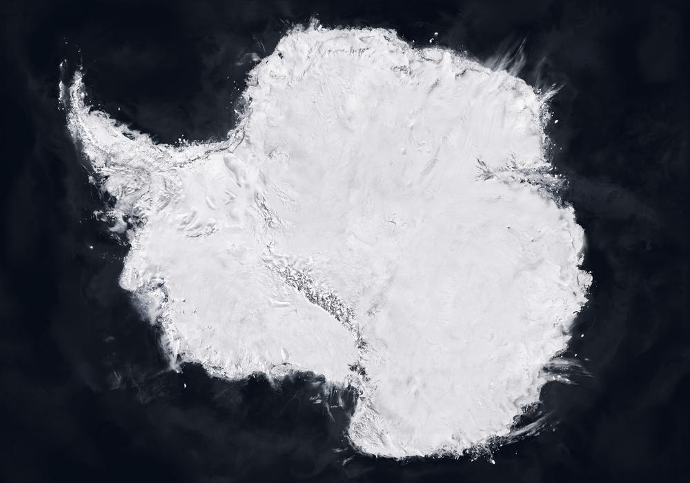 Andreas Gursky - Antarctic