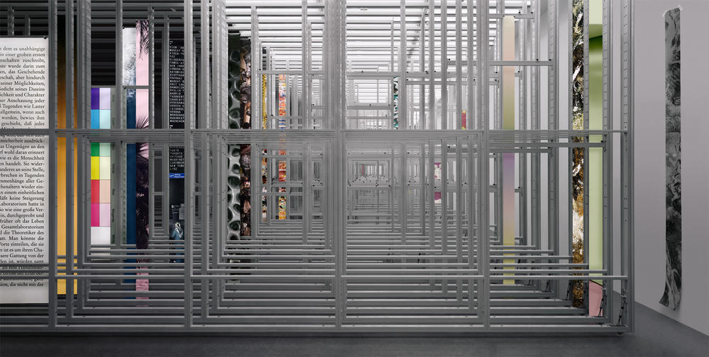 Andreas Gursky - Storage