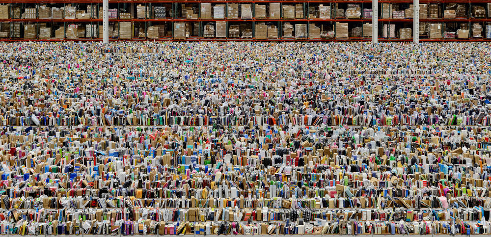 Amazon by Andreas Gursky