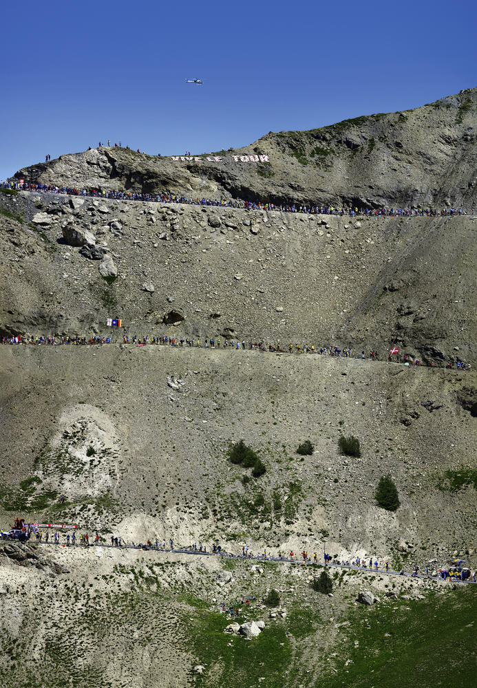 Andreas Gursky - Tour de France II
